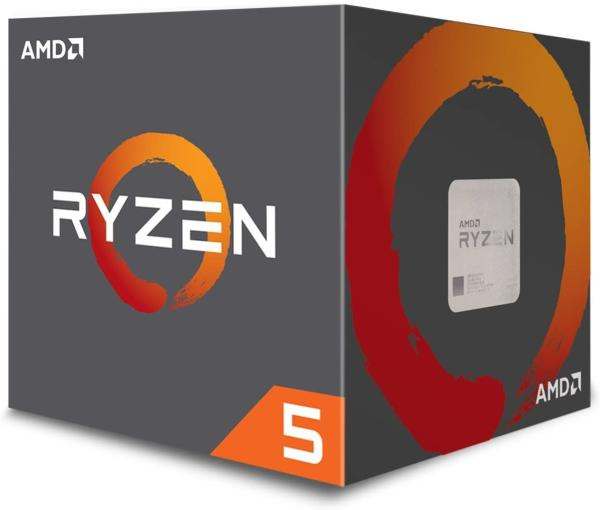 PROCESSEUR AMD RYZEN 5 2600