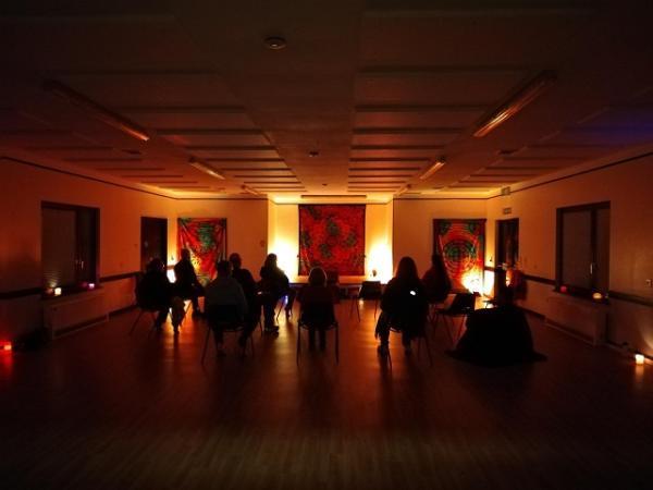 Thursday 12.30 Zen Sanctuary - SEPTEMBER
